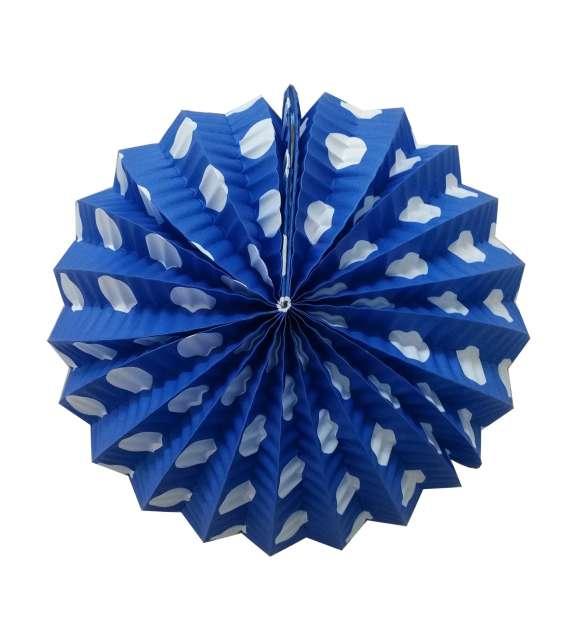 Farolillo Azul Lunar Pequeño