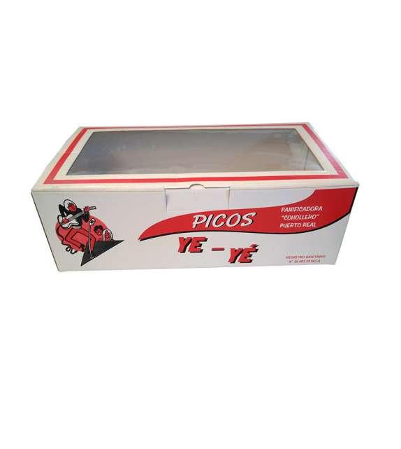 Caja Pico Yeye